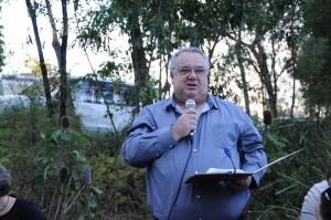 Balaangala Chairperson Maurice Serico